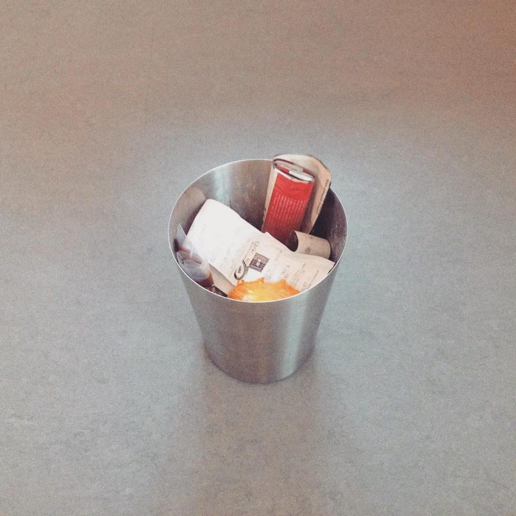 tiny trash can week 8 trash