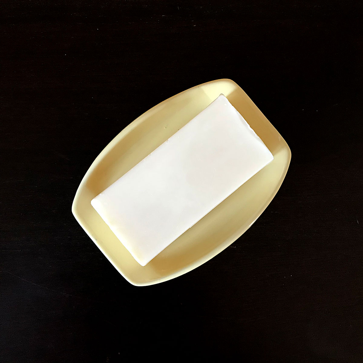Tiny Trash Can zero waste laundry stain remover bar