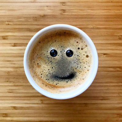 Tiny Trash Can zero waste coffee