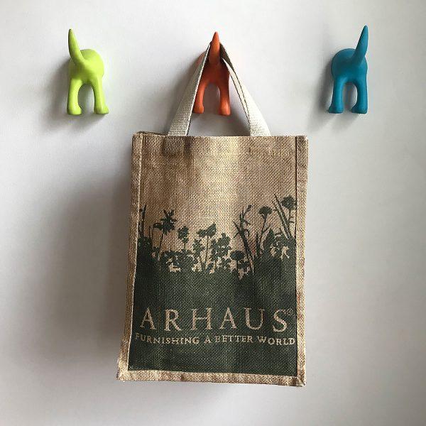 Tiny Trash Can reusable bag