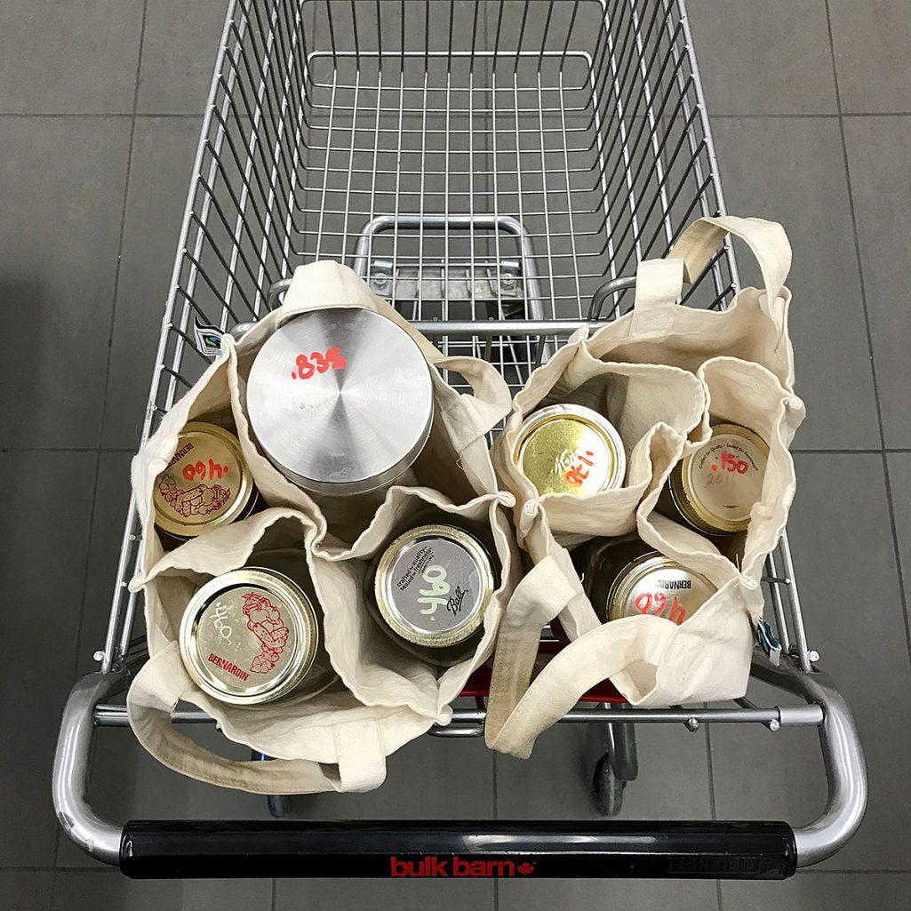 Tiny Trash Can bulk shopping how to