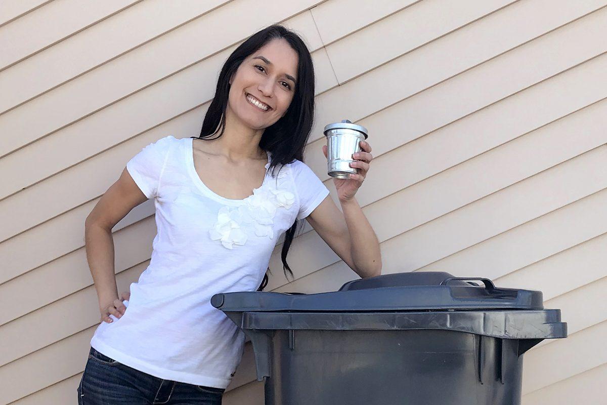 Tiny Trash Can blog by Tippi Thole