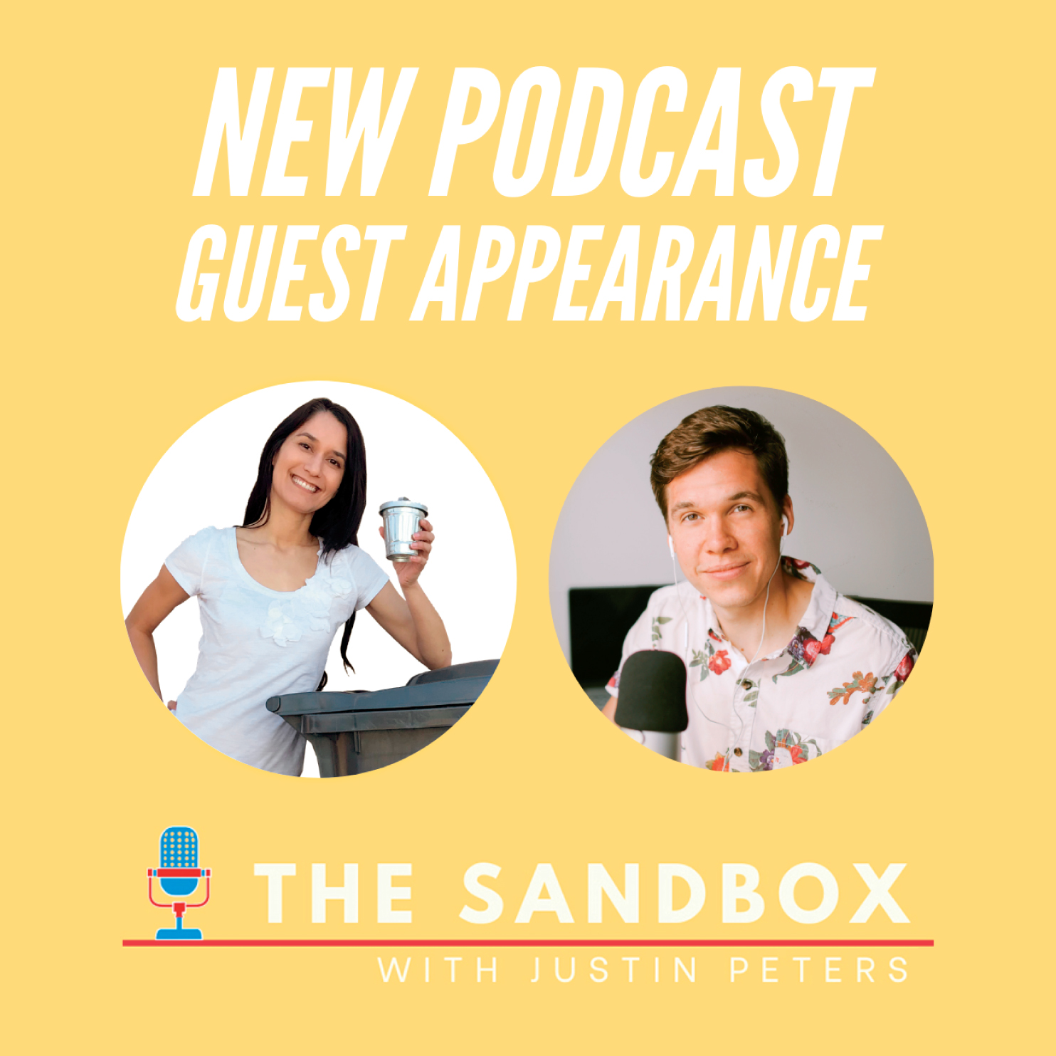 The Sandbox podcast with Justin Lee Peters and Tippi Thole