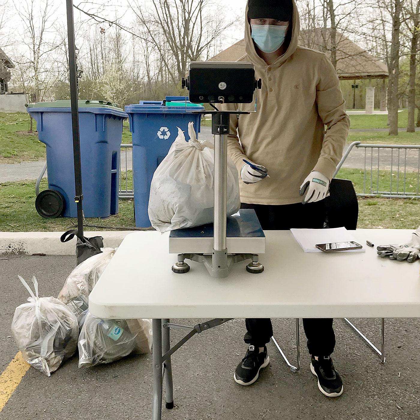 Tiny Trash Can EcoCourse 2021