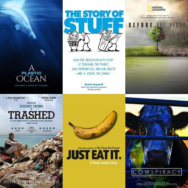 Zero waste movies